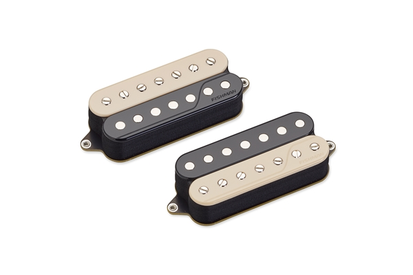 Fishman - Fluence Open Core Classic Humbucker Set/2 7 Corde Zebra