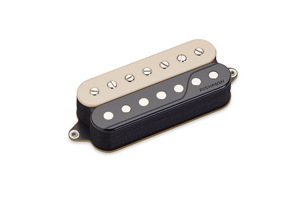 Fishman - Fluence Open Core Classic Humbucker Bridge 7 Corde Zebra
