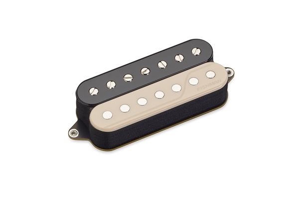 Fishman - Fluence Open Core Classic Humbucker Bridge 7 Corde Reverse Zebra