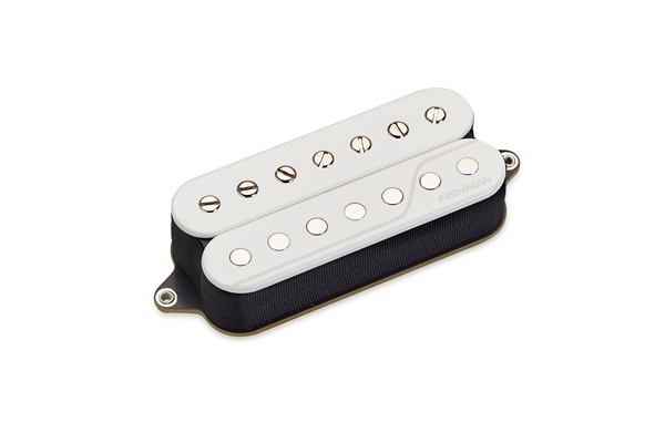 Fishman - Fluence Open Core Classic Humbucker Bridge 7 Corde White