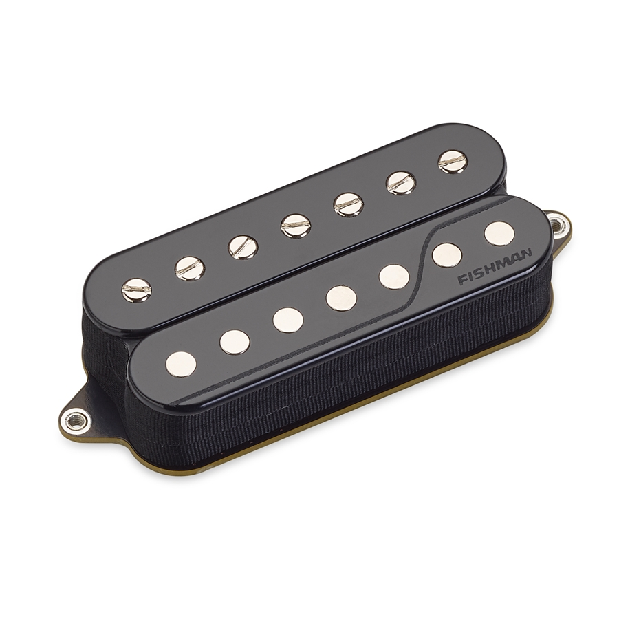 Fluence Open Core Classic Humbucker Neck 7 Corde Black