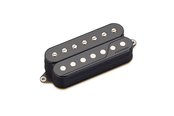 Fishman - Fluence Open Core Classic Humbucker Neck 7 Corde Black
