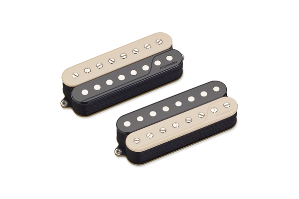 Fishman - Fluence Open Core Classic Humbucker Set/2 8 Corde Zebra