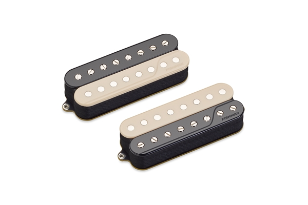Fishman - Fluence Open Core Classic Humbucker Set/2 8 Corde Reverse Zebra