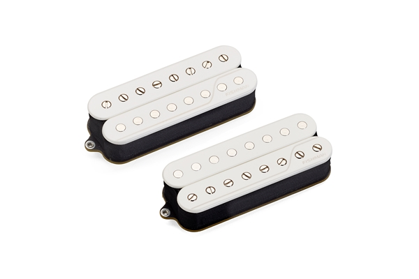 Fishman - Fluence Open Core Classic Humbucker Set/2 8 Corde White