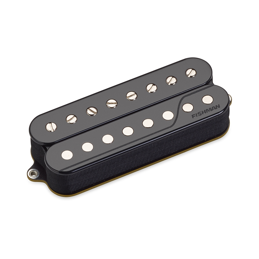 Fluence Open Core Classic Humbucker Bridge 8 Corde Black