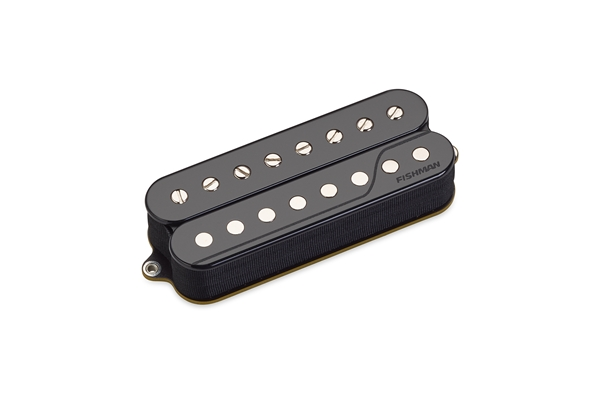 Fishman - Fluence Open Core Classic Humbucker Bridge 8 Corde Black