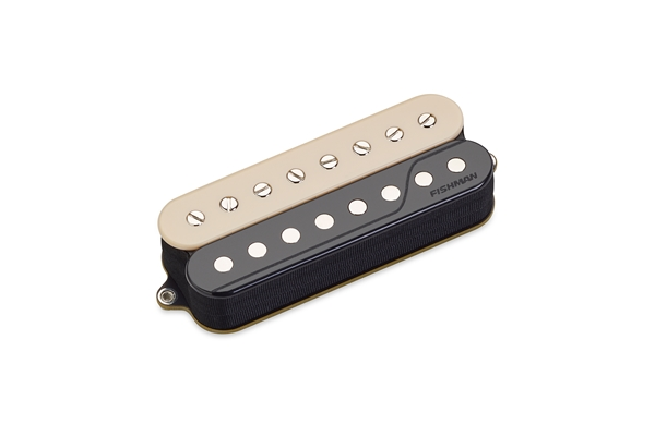 Fishman - Fluence Open Core Classic Humbucker Bridge 8 Corde Zebra
