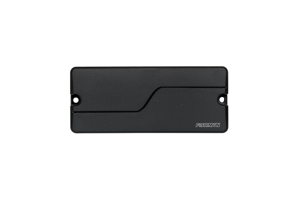 Fishman - Fluence Bass Soapbar Black Plastic 4 Corde