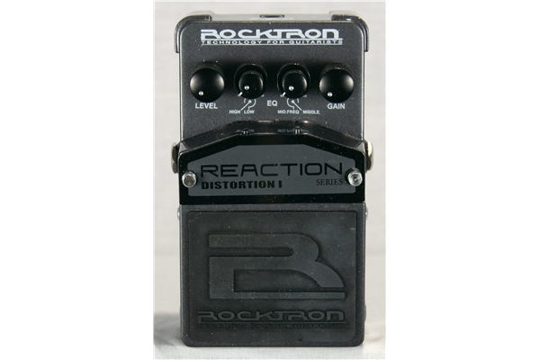 Rocktron - Reaction Distortion 1