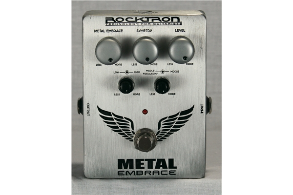 Rocktron - Metal Embrace