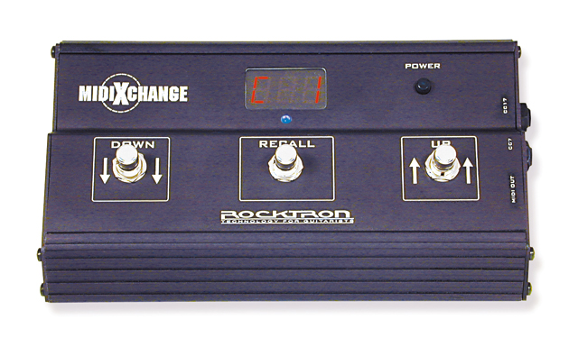 Rocktron - MIDI exchange