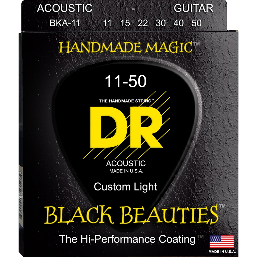 K3 Black Beauties Acoustic BKA-11