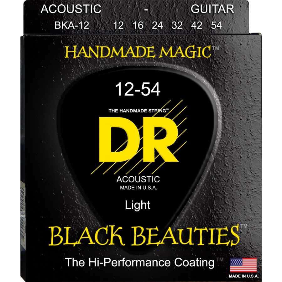 K3 Black Beauties Acoustic BKA-12