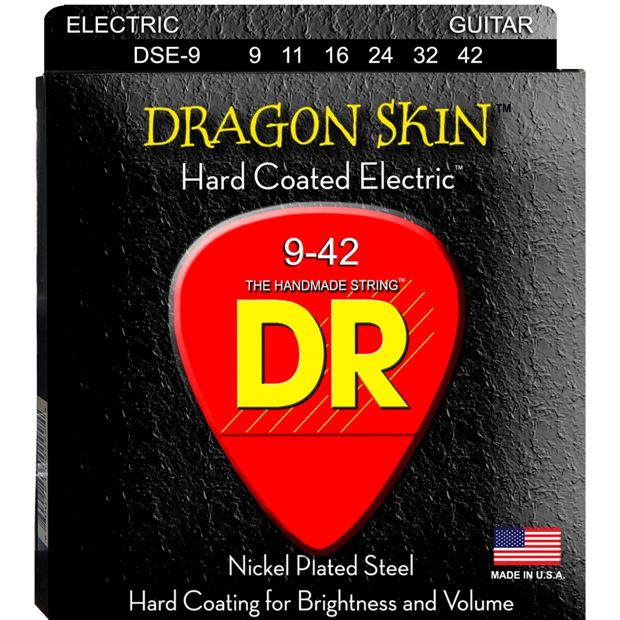 K3 Dragon Skin DSE-9 Electric