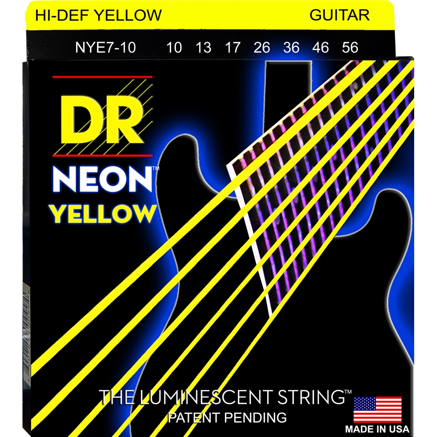 K3 Neon Hi-Def Yellow Electric NYE7-10
