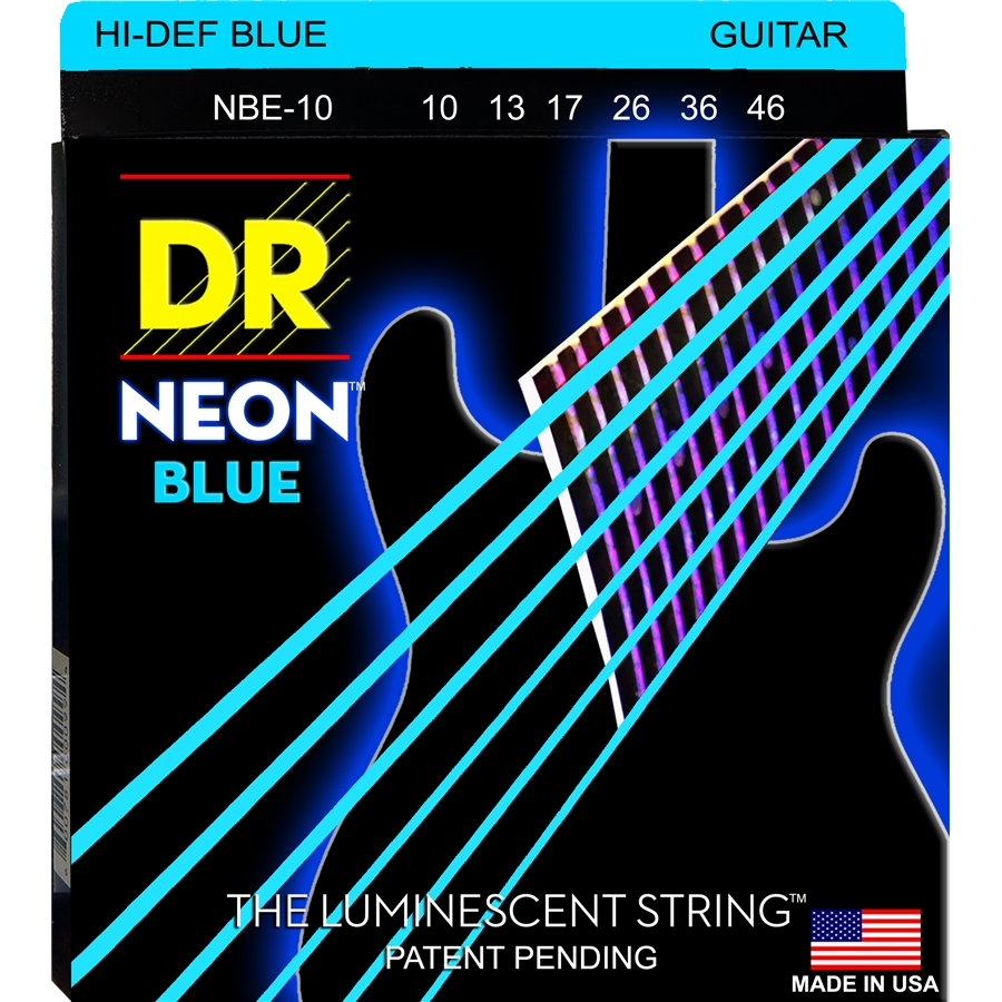 K3 Neon Hi-Def Blue Electric NBE-10