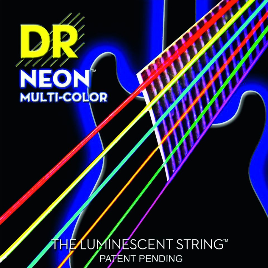 K3 Neon Hi-Def Multi-Color Electric MCE-9