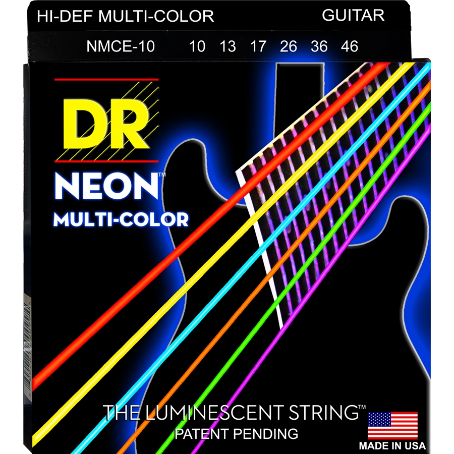 K3 Neon Hi-Def Multi-Color Electric MCE-10
