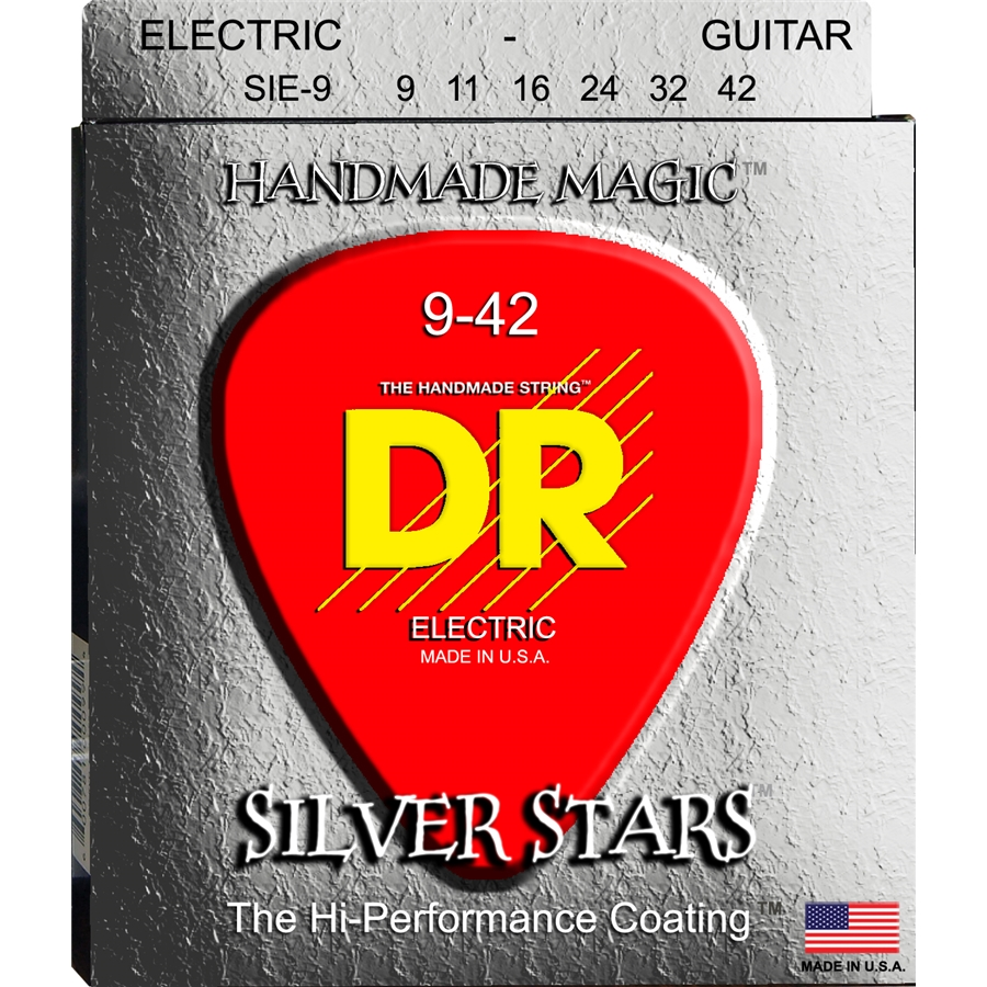 K3 Silver Stars Electric SIE-9