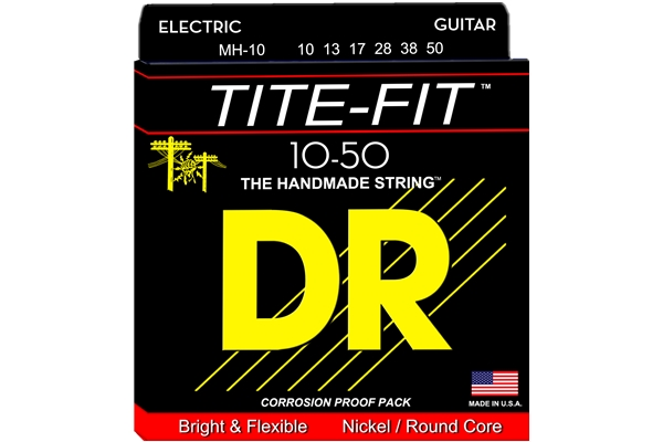 DR Strings - Tite-Fit MH-10