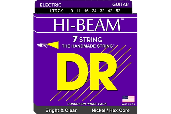 DR Strings - Hi-Beam LTR7-9