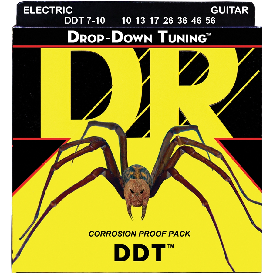 Drop-Down Tuning DDT7-10