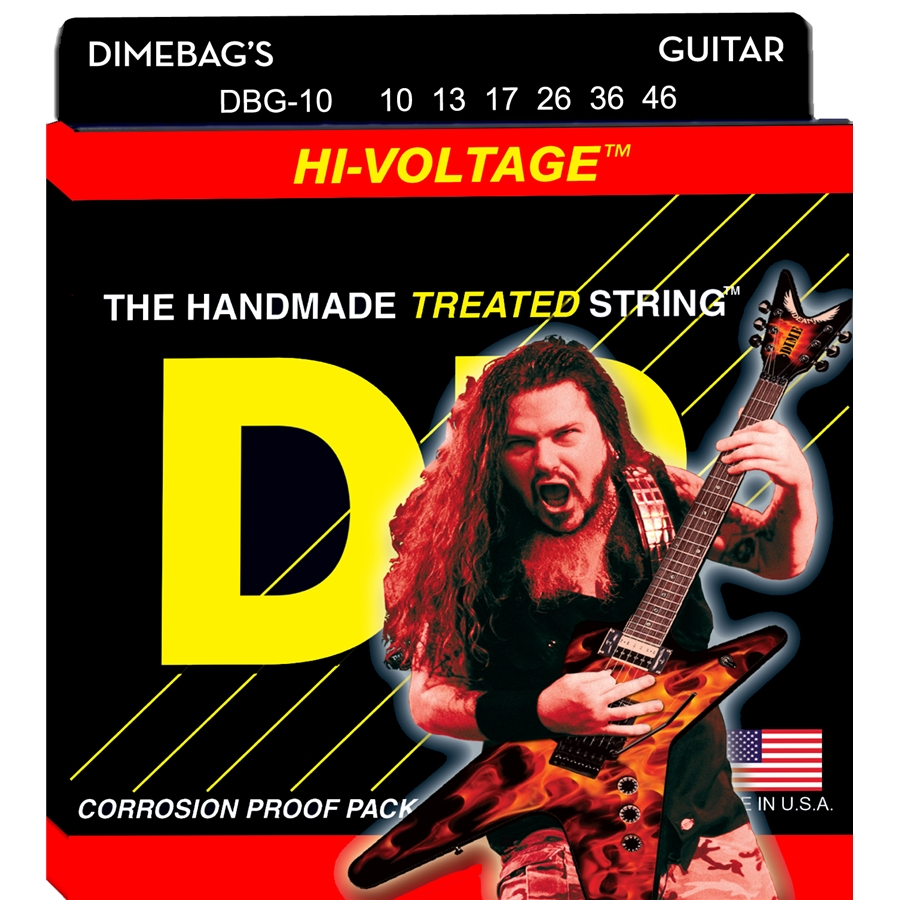 Dimebag Darrel Signature DBG-10