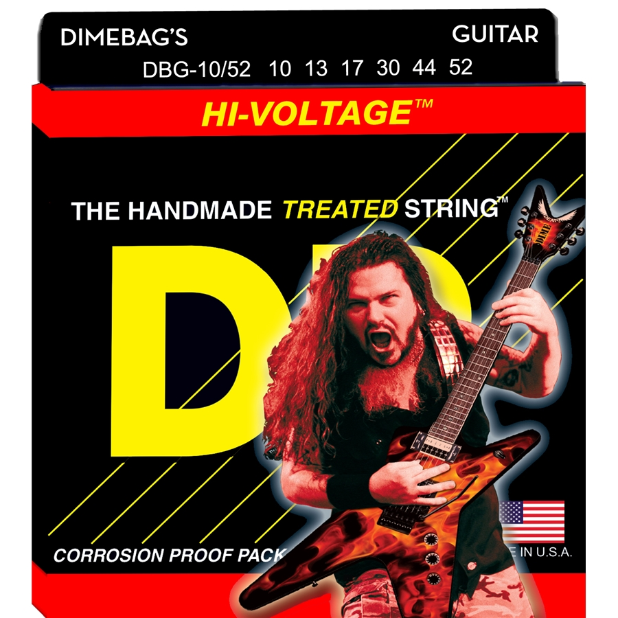 Dimebag Darrel Signature DBG-10/52