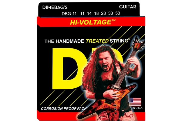 DR Strings - Dimebag Darrel Signature Set DBG-11