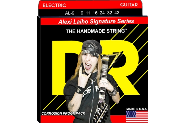 DR Strings - Alexi Laiho Signature Set AL-9
