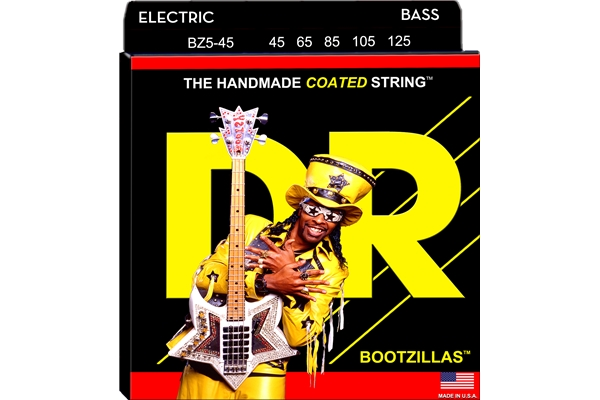 DR Strings - Bootzillas BZ5-45