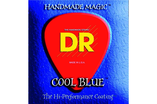 DR Strings - K3 Cool Blue Bass CBB6-30