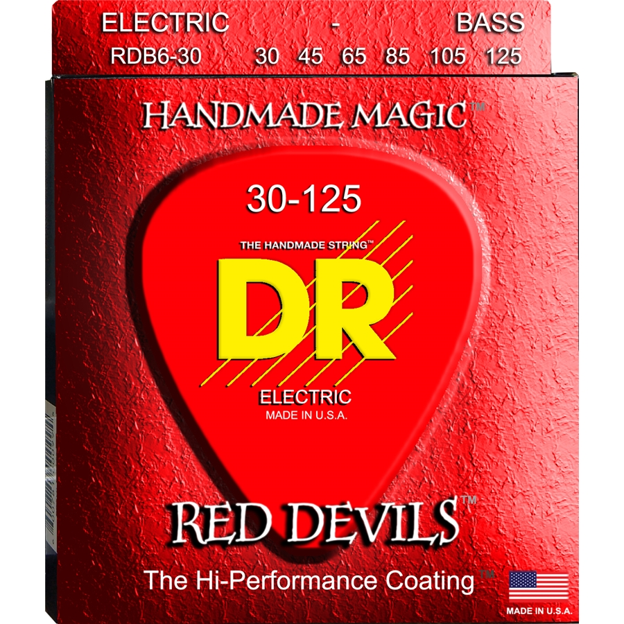 K3 Red Devils Bass RDB6-30