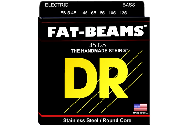 DR Strings - Fat-Beams FB5-45