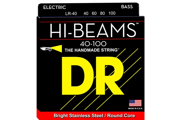 DR Strings - Hi-Beam LR-40
