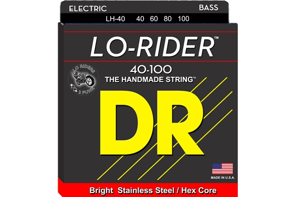 DR Strings - Lo-Rider LH-40
