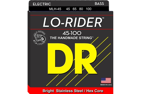 DR Strings - Lo-Rider MLH-45
