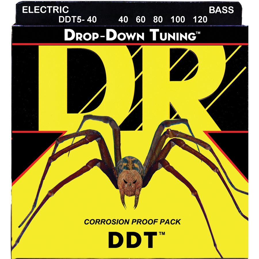 Drop-Down Tuning Bass DDT5-40