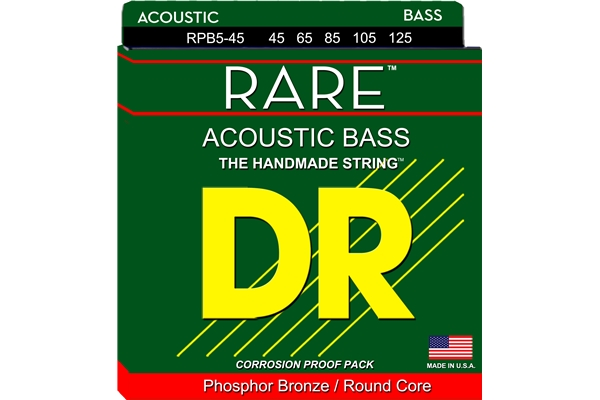DR Strings - Rare RPB5-45