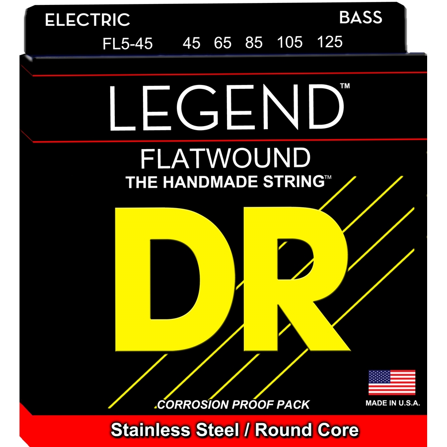 Flatwound Legend FL5-45