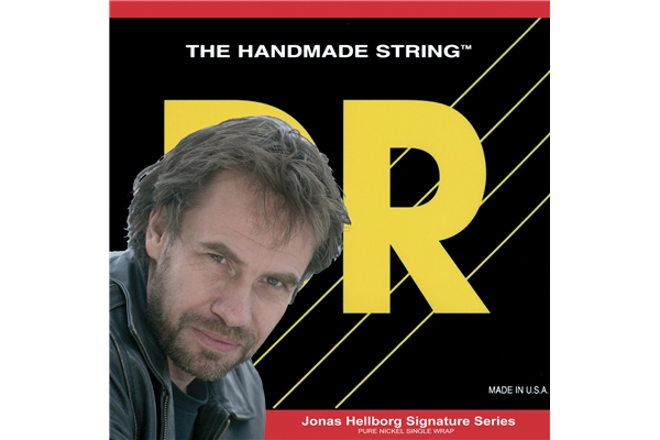 DR Strings - Jonas Hellborg Signature Set JH-40