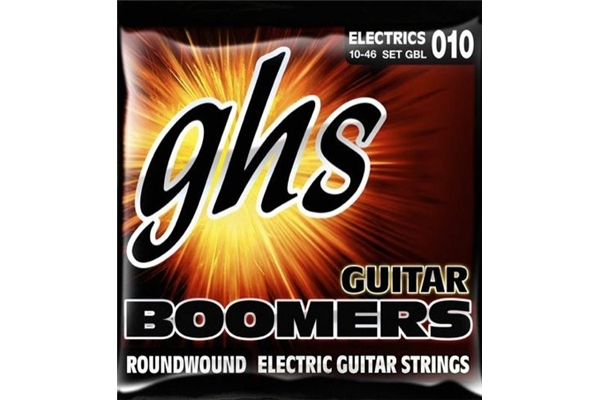 GHS - Muta GBM - 5 pack SET -Boomers - Medium