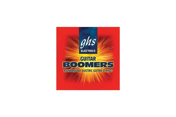GHS - Muta T GBL Tremolo Boomers - Light
