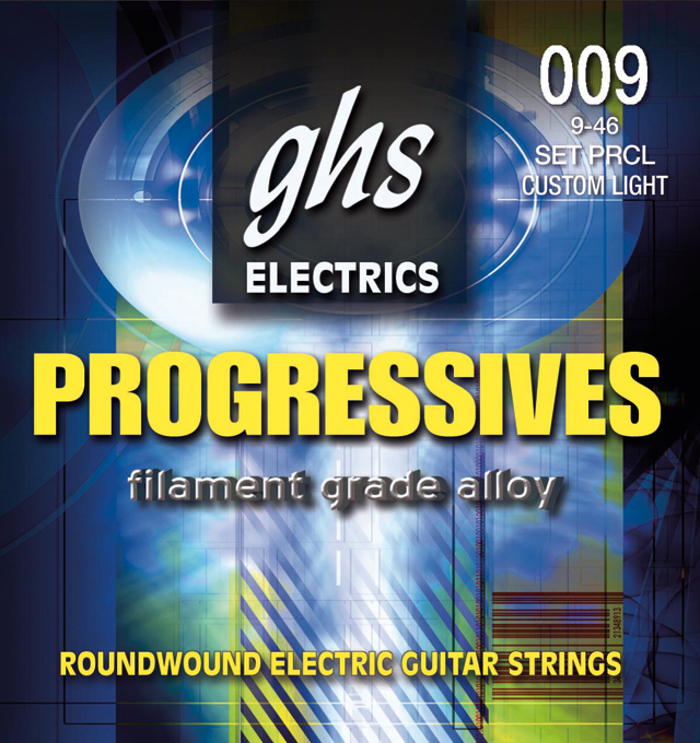 GHS - Muta PRL - Progressive Roundwound - Light
