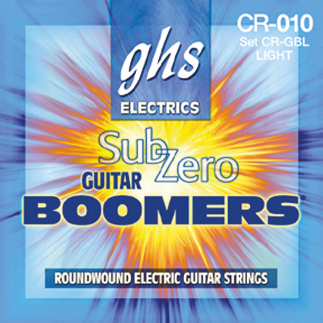 GHS - Muta CR GBCL - Sub Zero Boomers - Custom Light