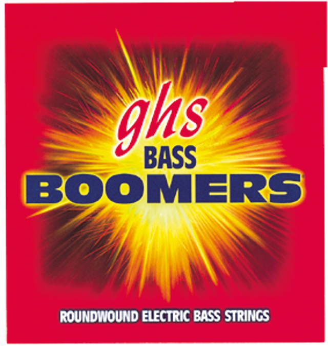 GHS - Muta ML3045 - Boomers - Long Scale Plus - Roundwound Medium Light