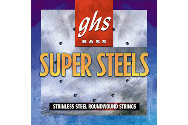 GHS - Muta L5000 - Super Steel - Long Scale Plus - Roundwound -Light