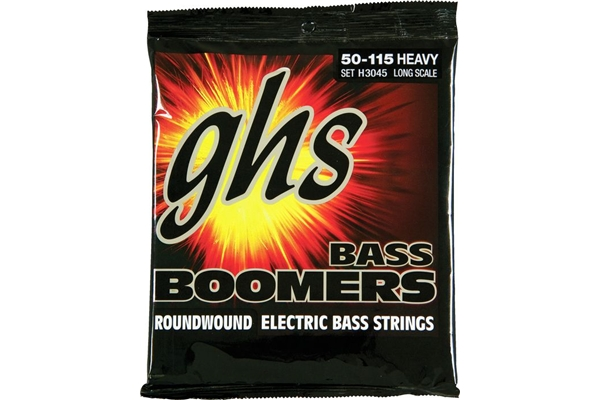 GHS - Muta H3045 Boomers - Standard Long Scale