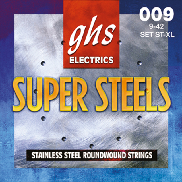 GHS - ST30 Rivestita Super Steel